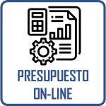 presupuesto on line
